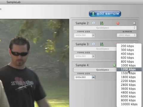 Convert AVI MP4 FLV WMV MPEG 3GP and MOV on Mac OS X