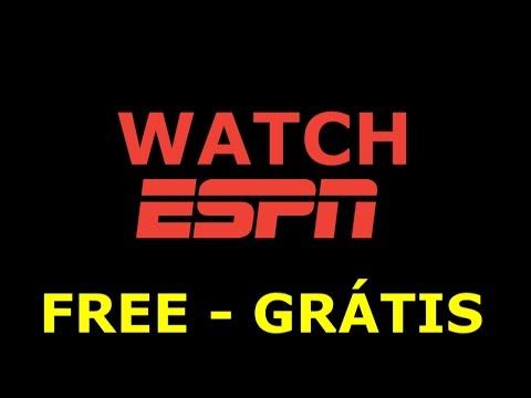 COMO FAZER CONTA WATCH ESPN GRÁTIS, ATUALIZADO 2017