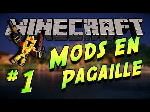 [FR]-Mods en Pagaille #1-[Minecraft 1.7.2]