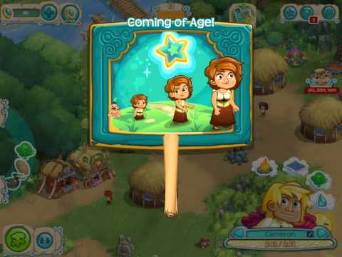 [Village Life: Love, Marriage and Babies] Triplets have become of age!!