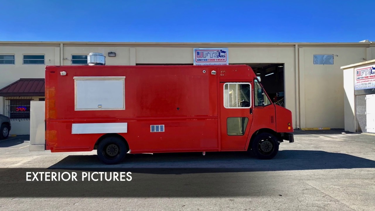 Food Truck For Sale!   Are You Ready To Start Your Own Business