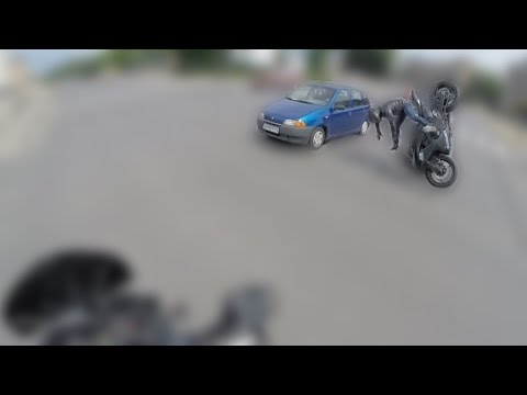 Motorcycle Fails Caught on Cam Compilation