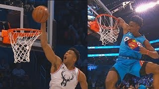 Best Dunks & Shocking Moments Of 2019 NBA All-Star Weekend & Team LeBron vs Team Giannis