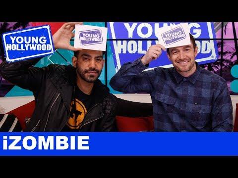 iZombie's Rahul Kohli & Robert Buckley Play Heads Up!