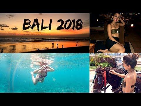 Travel Vlog- Best Time in Bali 2018 / Vlog in Bali Indonesia & Gili Island #ShotOniphone8plus