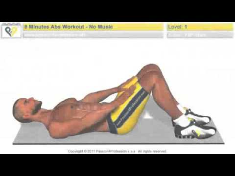 Best exercises to flatten the chest and abdomen