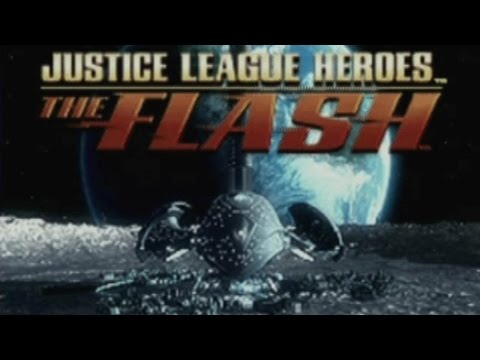 CGR Undertow - JUSTICE LEAGUE HEROES: THE FLASH review for Game Boy Advance
