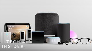 Amazon's 2019 Alexa Devices Event In 5 Minutes
