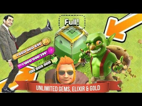 Best Way To Get Clash of Clans  Unlimited Gems , Money , Elixir & Troops |2017 No Root In Hindi