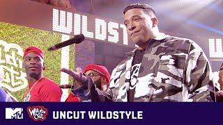 Jason Lee Puts Hitman Holla on Hush Mode 🤐 | UNCUT Wildstyle | Wild