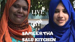 Live with Sameeratha(Salu Kitchen🍓)