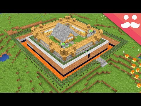 Xxx Mp4 I Made A Safe House In Minecraft 3gp Sex