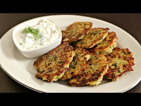 How to Make Onion Fritters | Onion Latkes Recipe