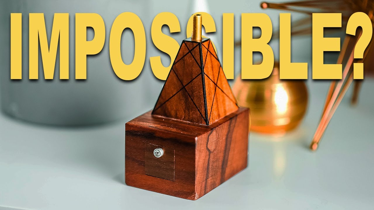 A Very Harry Potter Puzzle Box!!
