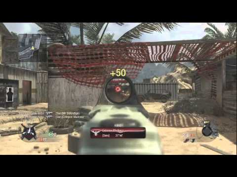 Black Ops FFA Win In 2 Minutes - Generic Geoff Gameplay Commentary