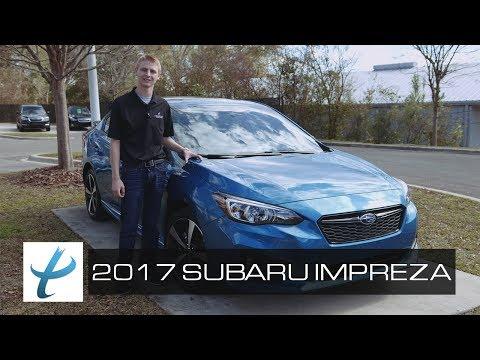 2017 Subaru Impreza Sport Walkaround and Review (NEW)