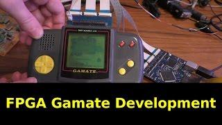 FPGA Gamate Core Development and Demo