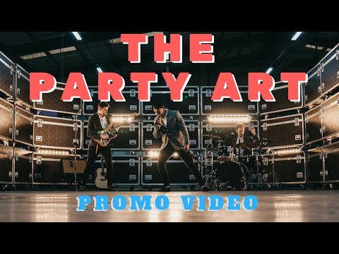 The Party Art // Medley // Book at Warble Entertainment