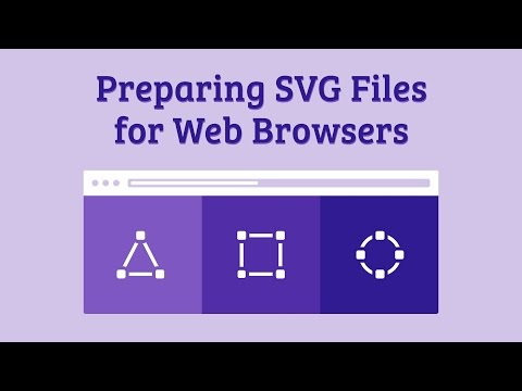 Preparing SVG Files for Web Browsers | AnchorPint Tutorial