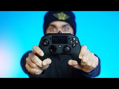 BEST PS4 Pro Controller- Nacon Revolution