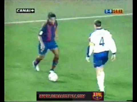 Ronaldinho - Just Skills [NEW!!!]