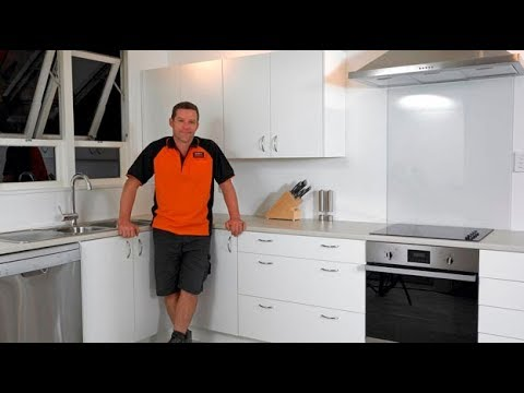 How to Install a Flat Pack Kitchen - Part 1 | Mitre 10 Easy As
