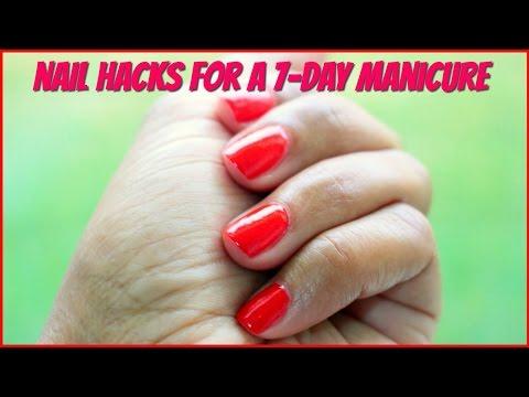 Nail Hacks To Make Your Manicure Last Longer | Kaye Wright