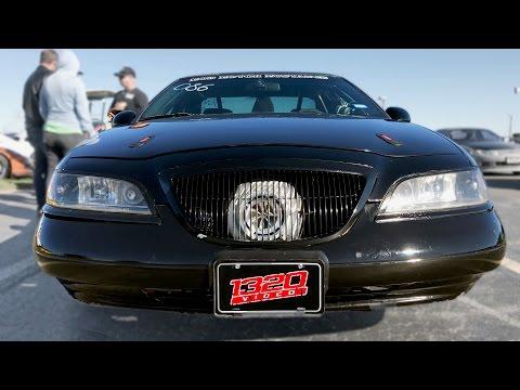 Not Your Grandpa S Lincoln Massive Turbo Lincoln Mark Viii Race Car