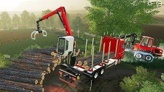 FS19 Forestry Mods - Farming Simulator 19 Logging Mods - LS19 John