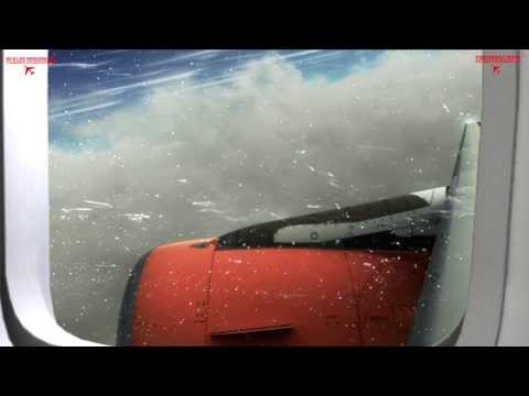 Realistic Flight Simulator X, Easyjet Airbus A320, Brussells to Liverpool