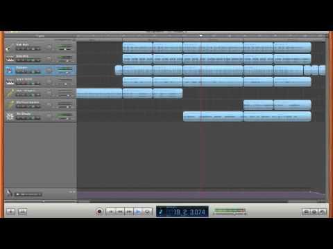 Reggae Mix 2 - Garageband