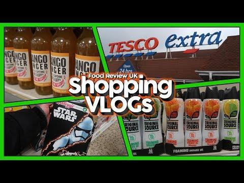 Tesco Shopping VLOG | April 2018 (Easter!)