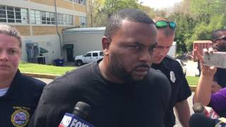 "Alleged kidnapping suspect says, ""Why would I kidnap my baby mama?"""