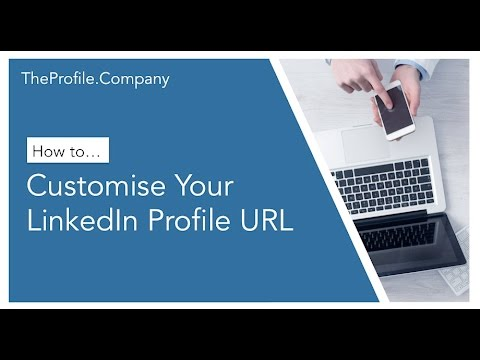 How to Change your LinkedIn Profile URL
