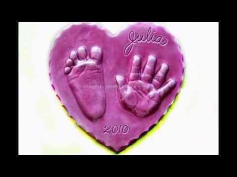 Handprint impressions