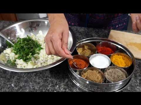 How to make roti: Stuffed Flatbread Recipe by Parkash
