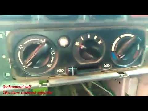 Maruti Suzuki Alto A.c controller unit Repairing system