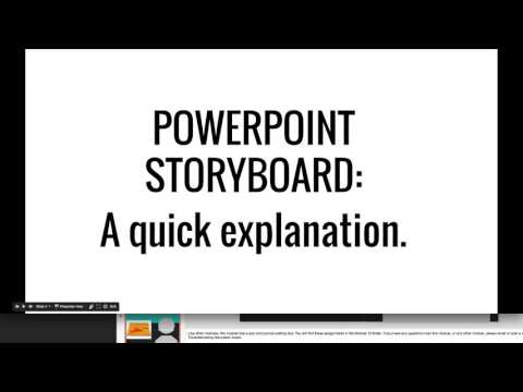 PowerPoint Storyboard Quick FAQ