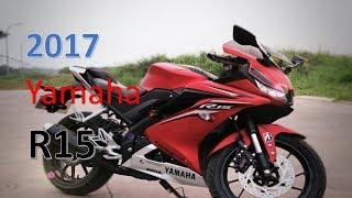 Yamaha R15 Modifikasi Red Dragon