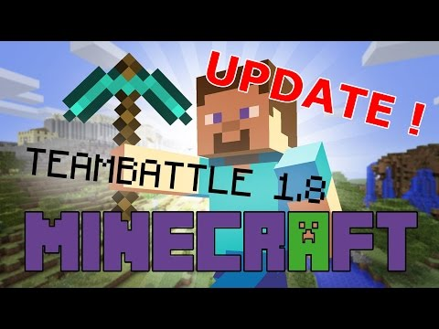 Minecraft 1.8 - 1.8.3 : Hacked Client - TEAMBATTLE V2 ! - Awesome Client with OPTIFINE ! [HD]