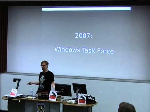 Past, Present and future of MySQL and variants [linux.conf.au 2014]