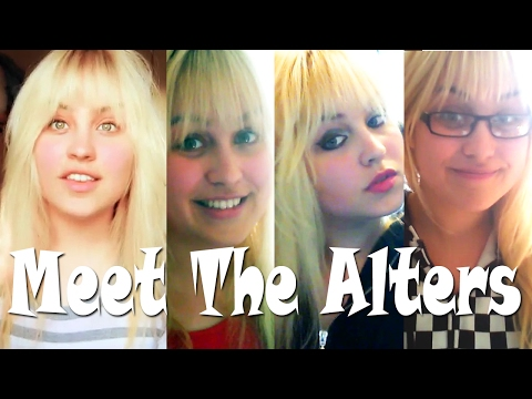Meet The Alters! | MultiplicityAndMe