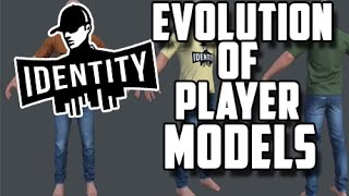 Identity Game - Evolution of Player Models