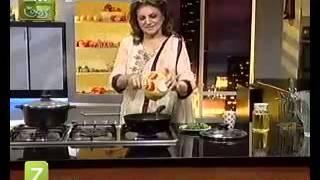 Chicken Bihari Boti, Chicken Ginger And Tamatar Ki Khatti Chutney by Sara Riaz   Zaiqa