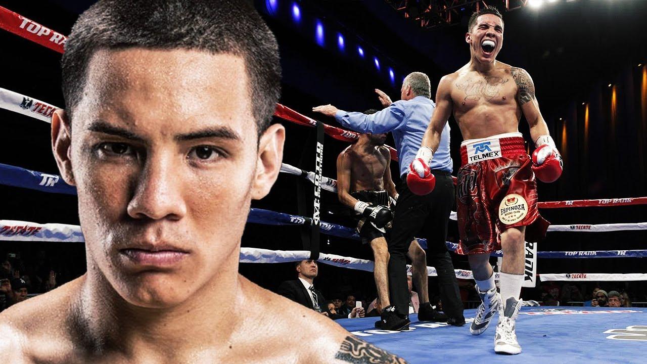 Oscar Valdez | All Knockouts
