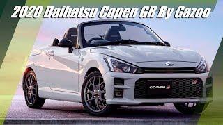 2020 Daihatsu Copen GR Sport by Toyota Gazoo Racing