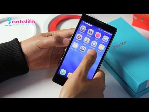 Huawei Honor 3C International  version! Support multi-language