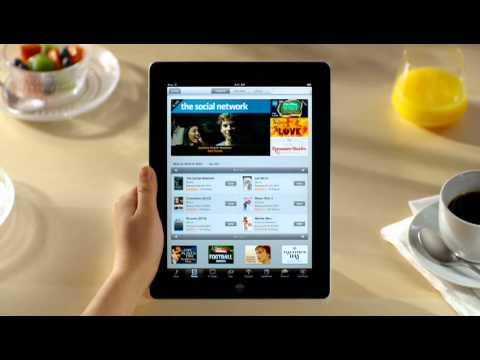 iPad 2 - iTunes