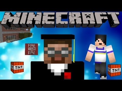 If Minecraft Had Fire Drills