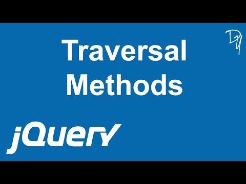 jQuery - Traversal Methods #04